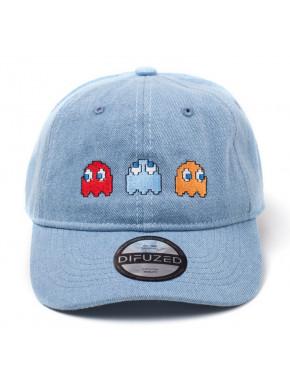 Gorra Béisbol Pac-Man Fantasmas