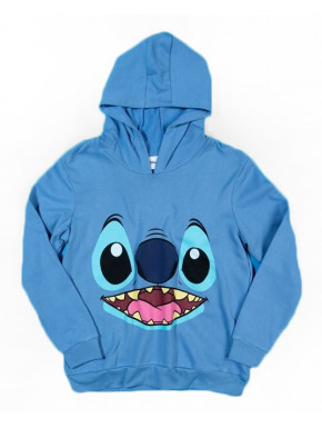Sudadera Chica Stitch Disney