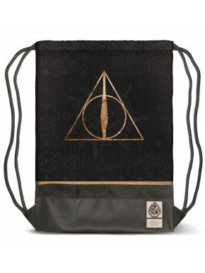 Bolsa de tela Reliquias de la Muerte Harry Potter