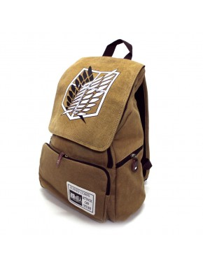 Bolso mochila Attack on Titan