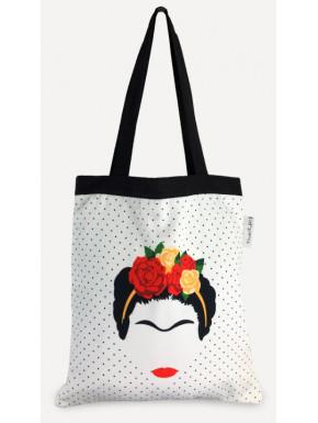 Bolsa de Tela Frida Kahlo