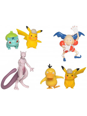 Minifigura Sorpresa Pokemon