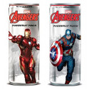 Pack Refrescos Avengers Powerfruit Iron Man y Capitán América