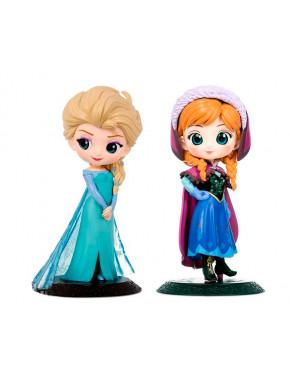 Pack Figuras Elsa y Anna Frozen Branpesto 14 cm