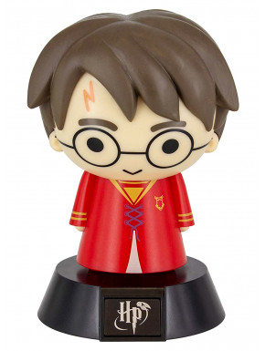 Mini Lámpara Harry Potter Quidditch Kawaii