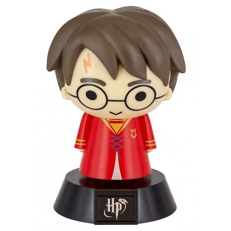 Mini Lámpara Harry Potter Quidditch Kawaii