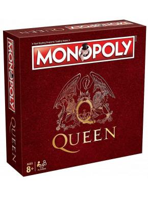 Monopoly Queen en Castellano