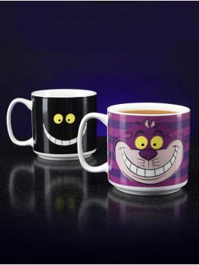 Taza Térmica Gato Cheshire Disney