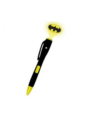 Boligrafo con BatSeñal luminosa