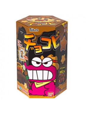 Snack Sabor Barbacoa Shin Chan con Sticker