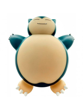 Lámpara 3D LED Snorlax 25 cm Pokemon