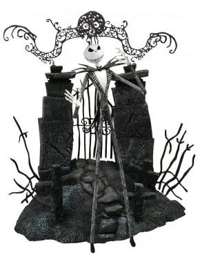 Pesadilla antes de Navidad Figura Select Jack Skellington