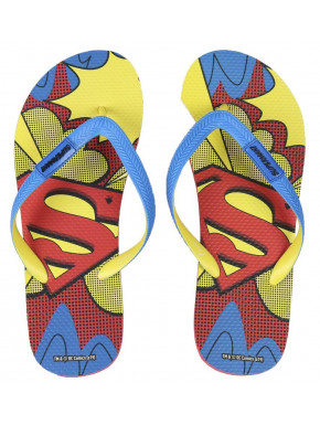 Chanclas Premium Superman Adulto