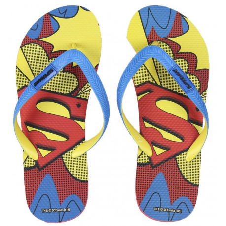 Chanclas Premium Superman Adulto