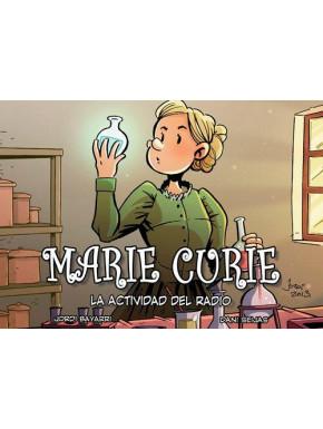 Libro Marie Curie: La Actividad del Radio