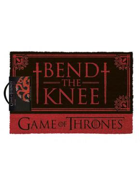 Felpudo coco Juego de Tronos Targaryen