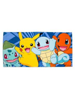Toalla Pokemon Catch