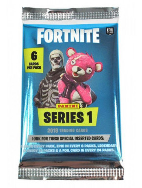 Cartas Coleccionables Fortnite