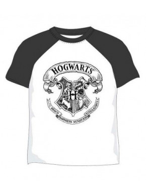 Camiseta Niño Harry Potter Hogwarts