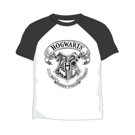 Camiseta Niño Harry Potter Howgarts