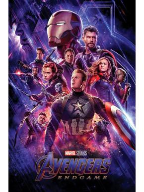 Póster Avengers Endgame Marvel 61 x 91 cm