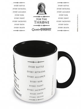 Taza Juego de Tronos For The Throne