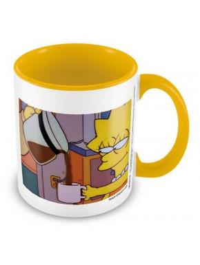 Taza Los Simpsons Lisa