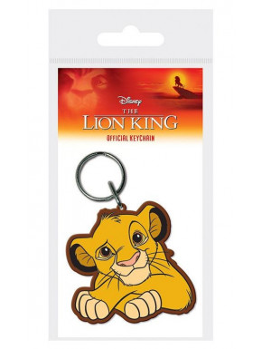 Llavero Simba El Rey León Disney