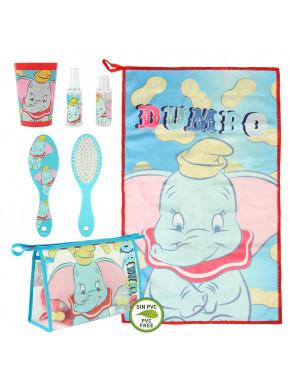 Neceser y Set de Viaje Dumbo Disney