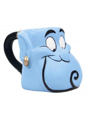 Taza 3D Aladdin Genio Disney