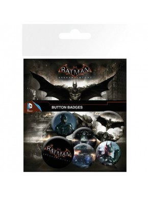 Chapas Batman Arkham Knight