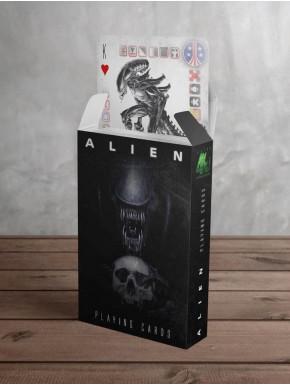 Baraja de Cartas Alien 40 Aniversario