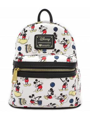 Bolso mochila Mickey Mouse 90 Aniversario Loungefly