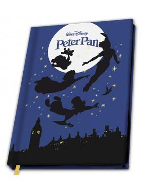 Libreta Petter Pan Disney