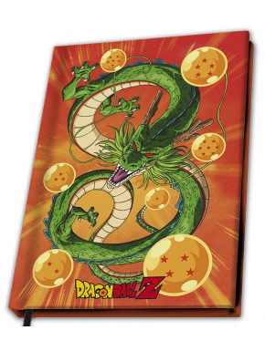 Libreta A5 Shenron Dragon Ball