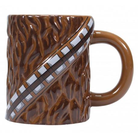 Taza 3D Chewbacca Star Wars