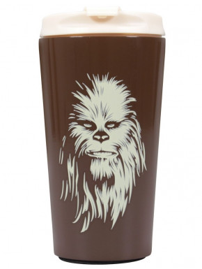Taza de viaje Chewbacca Star Wars