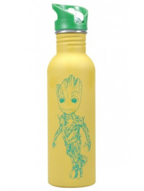 Botella Metálica Groot Marvel
