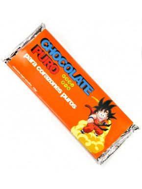 Chocolate Dragon Ball Goku