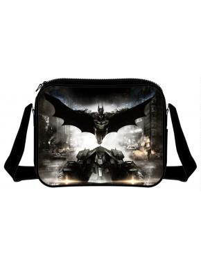 Bandolera cuero Batman Arkham Knight
