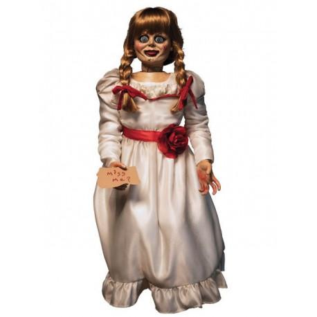 Réplica escala 1:1 Muñeca Annabelle Creation 46 cm Mezco Toyz