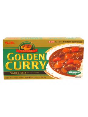 Curry Japonés Golden Curry medio 1 Kg