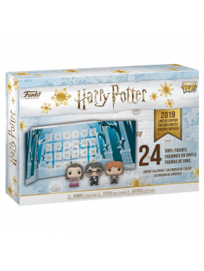 Calendario de Adviento Harry Potter Funko