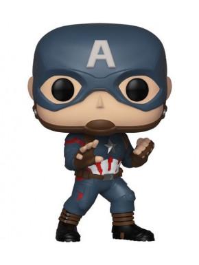 Funko Pop! Capitán América Avengers Marvel
