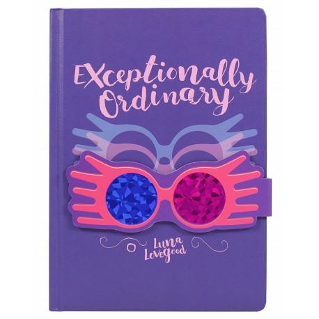 Cuaderno A5 Harry Potter Luna Lovegood