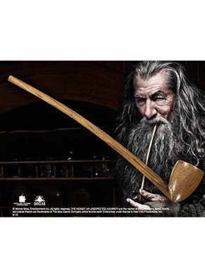 Replica 1:1 pipa de Gandalf El Hobbit