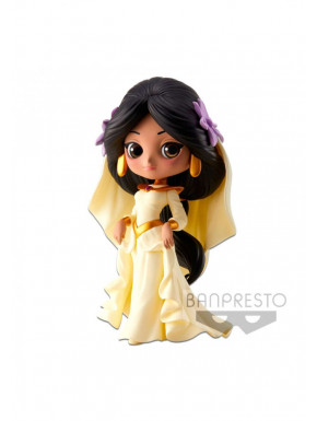 Figura Jasmin Disney Banpresto Q Posket 14 cm