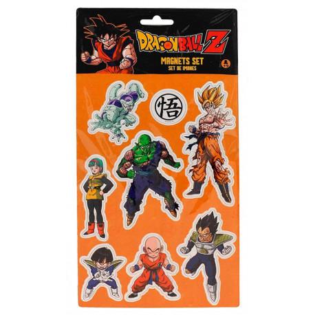 Set B de imanes Dragon Ball