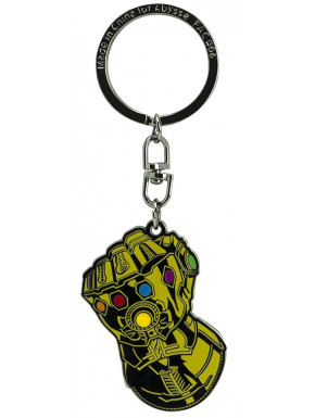 Llavero Guantelete del Infinito Thanos Avengers Marvel
