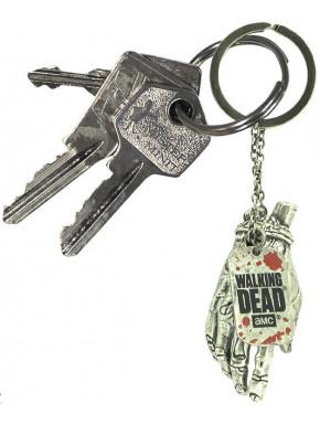 Llavero Walking Dead Mano Zombie